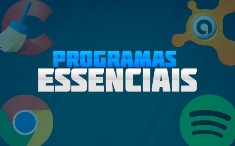 Programas pós formatação